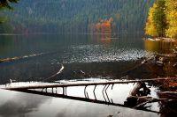 Šumava, Černé jezero