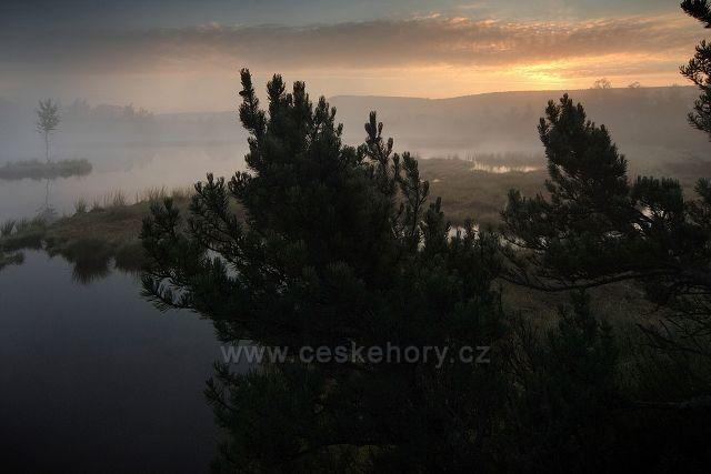 Šumava, Chakupská slať