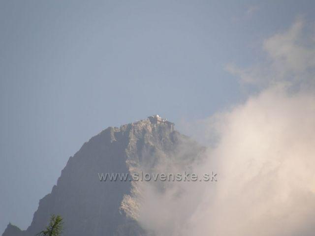 vrchol-Lomnicý štít-Vysoké Tatry