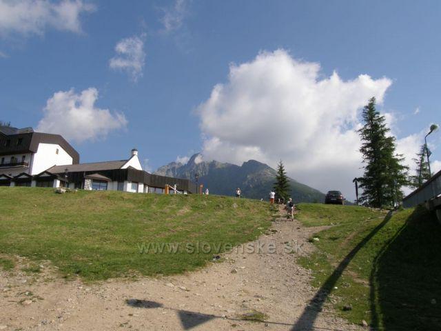 Hrebienok - Vysoké Tatry