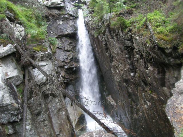 Obrovský vodopád-Malá Studená dolina-Vysoké Tatry