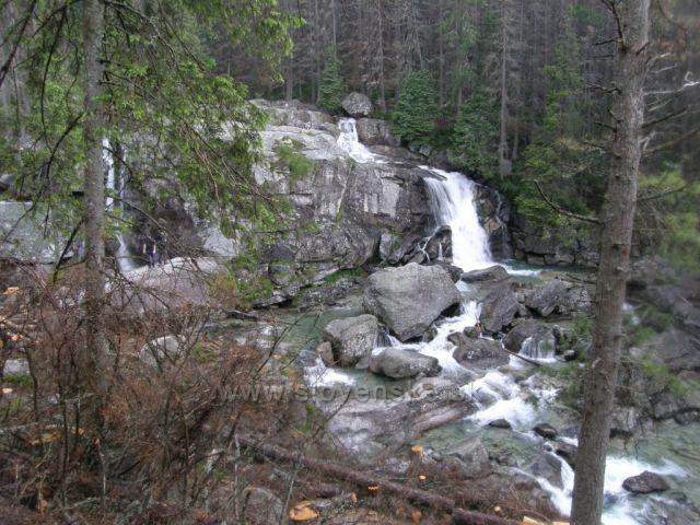 Vyšný vodopád-Malá Studená dolina-Vysoké Tatry