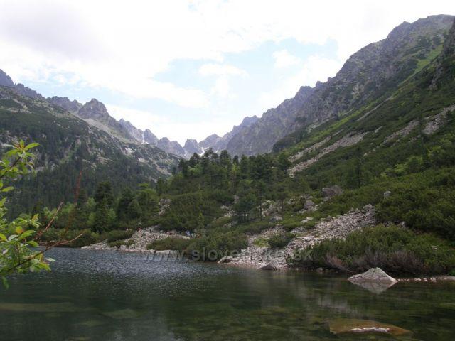 Mengusovská dolina-Vysoké Tatry