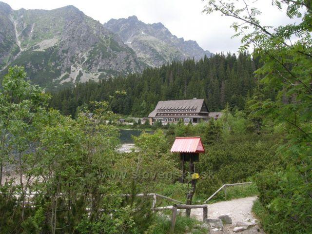 na úpatí Ostervy-Vysoké Tatry