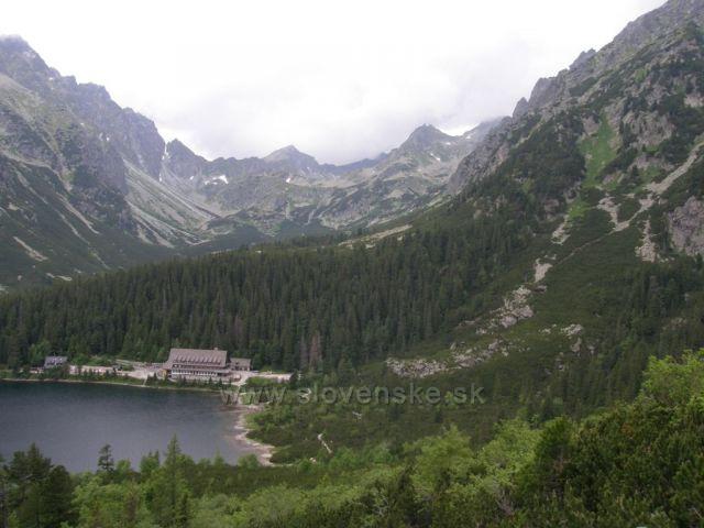 výstup na Ostervu-Vysoké Tatry