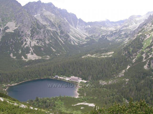v sedle Ostervy-Vysoké Tatry