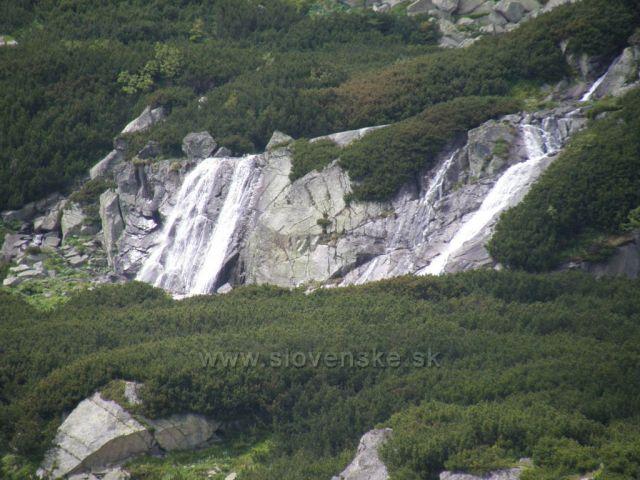 Batizovské vodopády-Vysoké Tatry