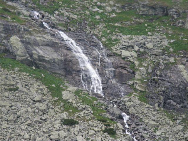 Velický vodopád-Vysoké Tatry