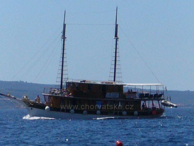 Vyletní loď