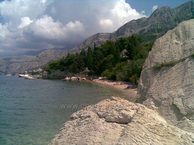 Nová pláž v Nemire 7/2009