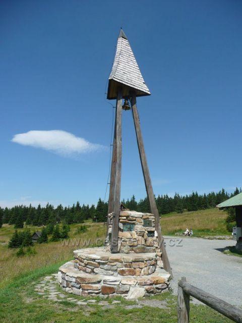 Zvonice před Švýcárnou