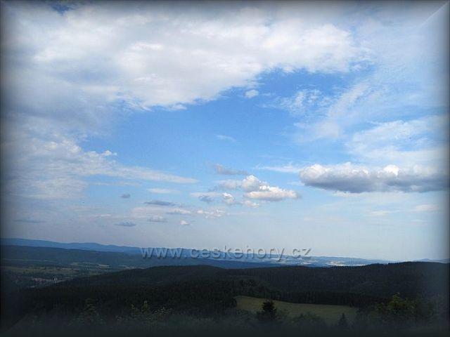 pohled z hor