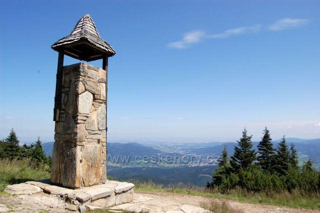 Zvonice na Šeráku