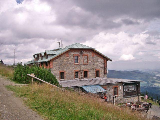 chata na Šeráku