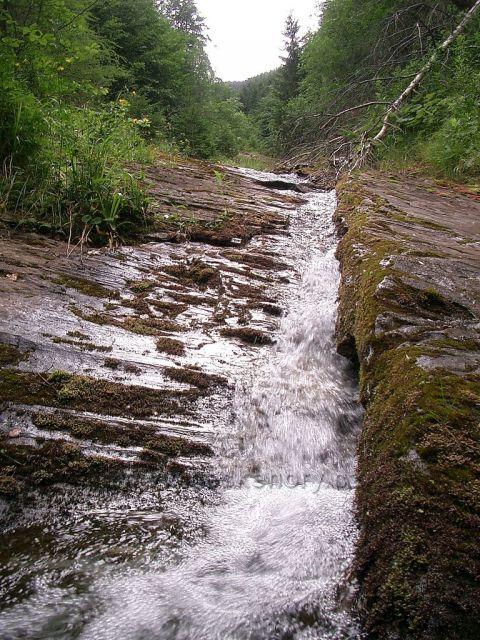 pramen potoka Vražedný potok