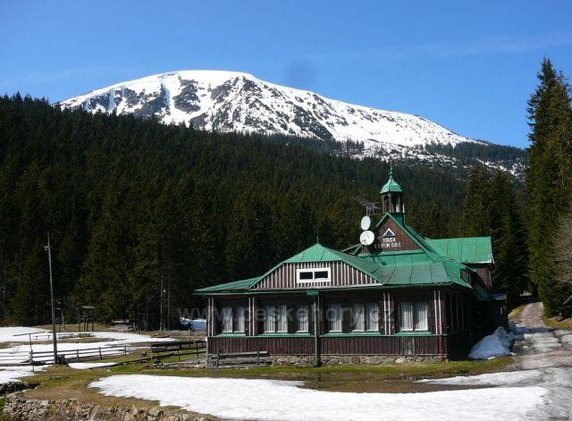 Obří důl - Studniční hora