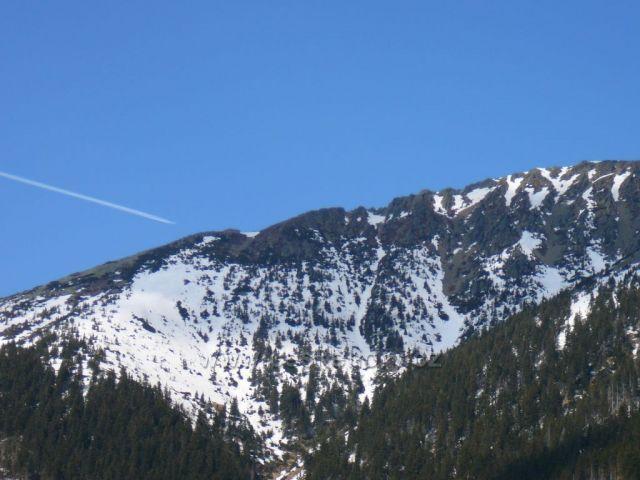 Také Sněžka (z Obřího dolu)