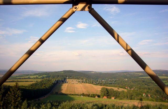 Bílé Karpaty z Travičné
