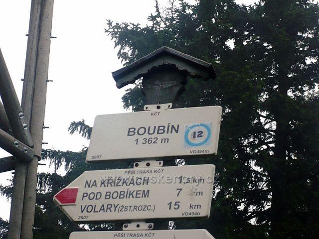 Na Boubíně