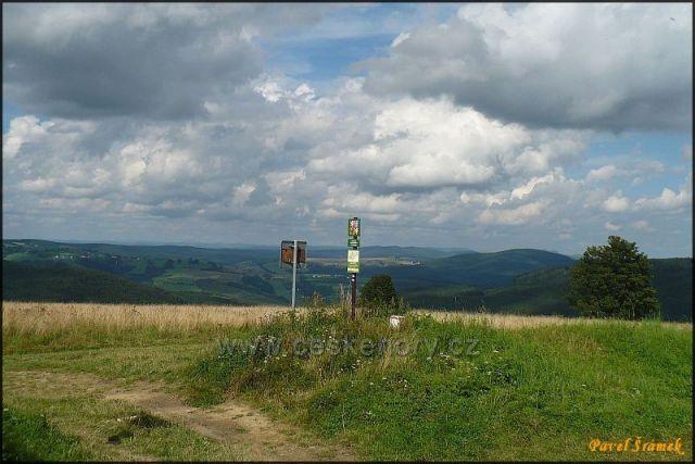 Kykula 725 m.n.m - Bílé Karpaty