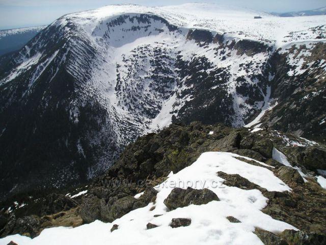 Obří důl a St. hora
