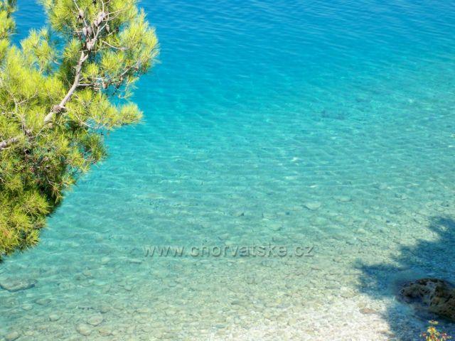 Tučepi-nadherná krása moře