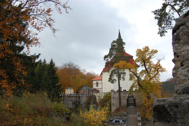 Valdštejn, Hruboskalsko