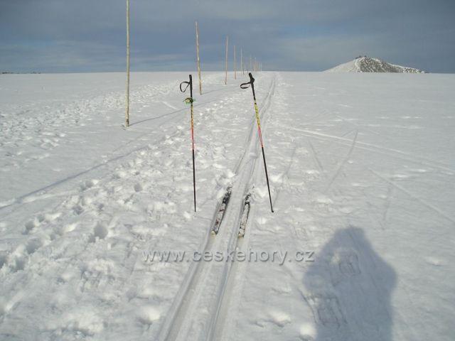 Cestou za fotkami Sněžky