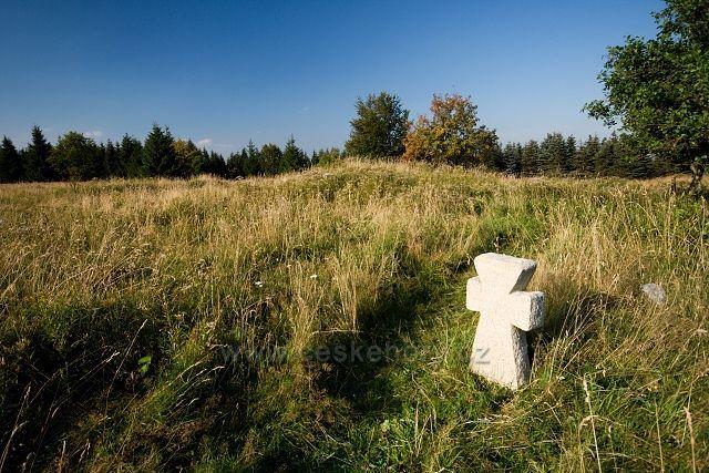 Smírčí kříž u Lichtenwaldu