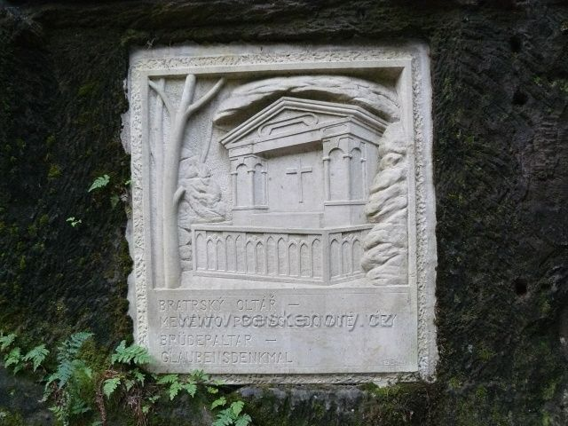 Č.Kamenice_Bratrský oltář