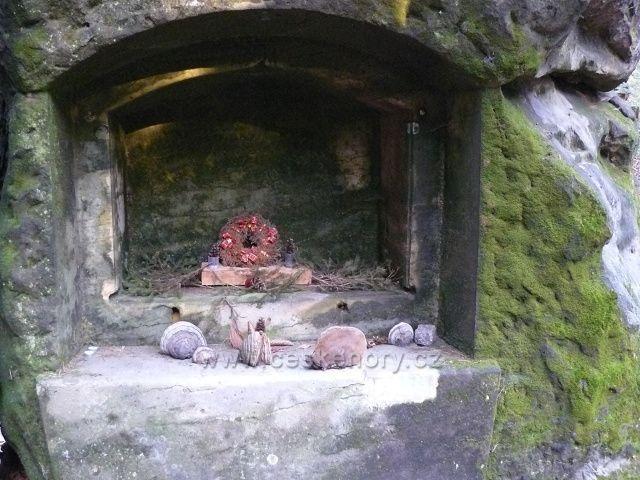Č.Kaamenice-Bratrský oltář