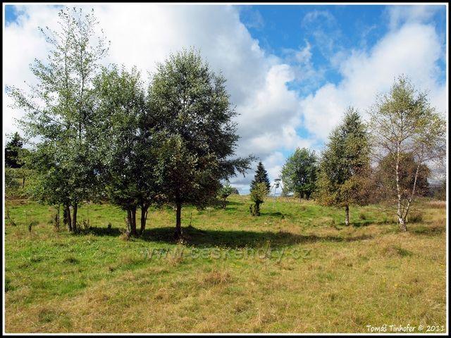 Šumava - Knížecí Pláně