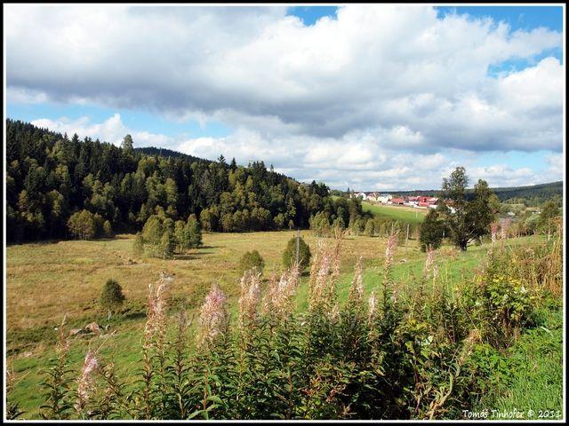 Šumava - Obec Kvilda