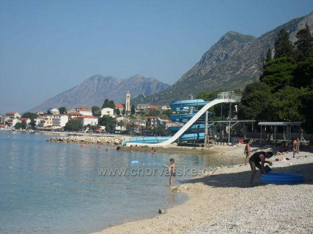 Pláž Gradac