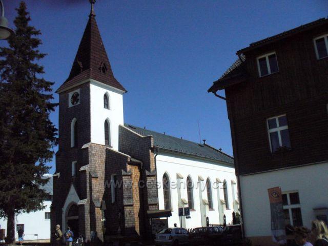 kostelík na Kvildě