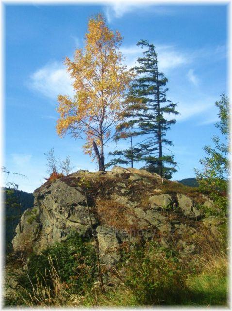 Jeseníky-vyhlídka nad Bílým potokem