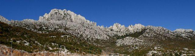 Velebit - panorama