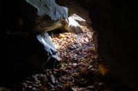 M.Stožec-jeskyně Komora