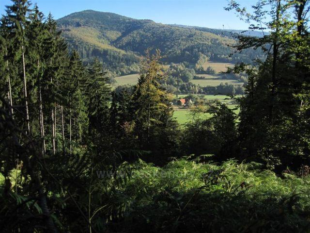 Beskydy-po zelené z Rožnova do Dolní Bečvy