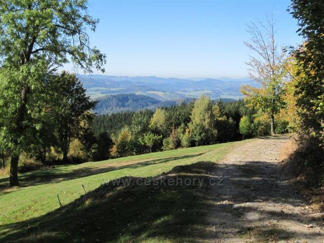 Beskydy-po zelené z Dolní Bečvy na Radhošťský hřeben