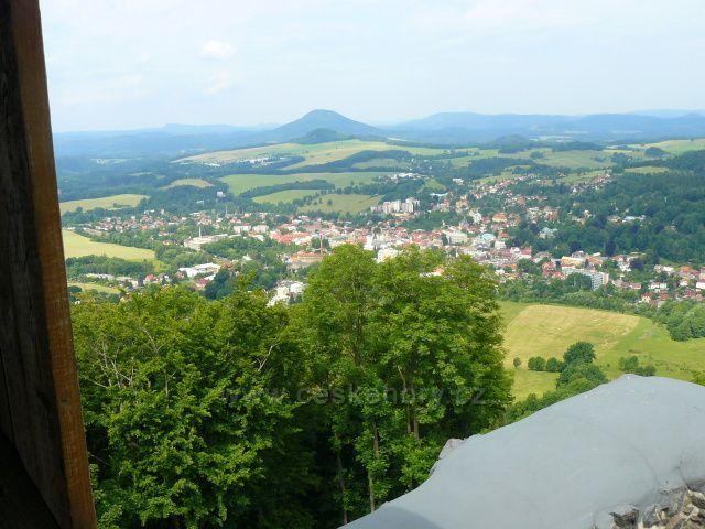 Českokamenický hrad