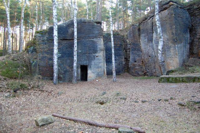 Zelený vrch-Lesní divadlo
