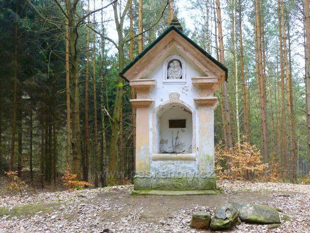 Záhořínská kaplička