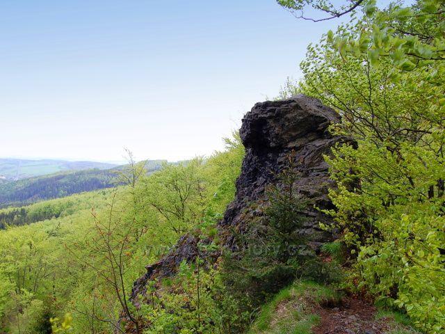 Pětikostelní kámen (689m)