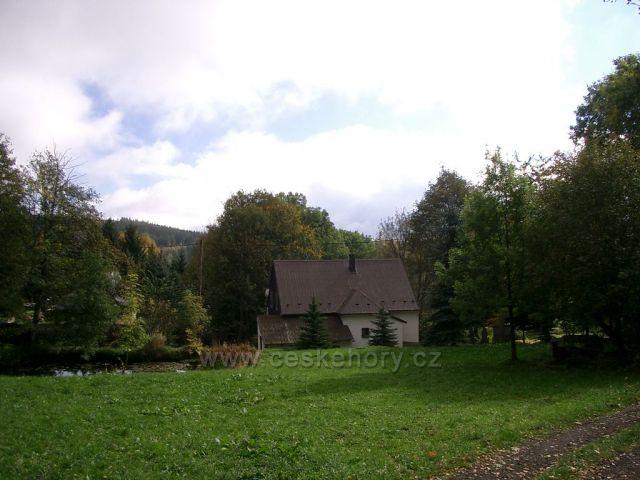 obec - chatová osada Sobětice