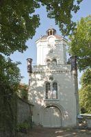 Zámek Bystřice nad Úhlavou vstupní brána