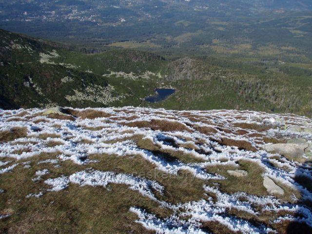 Z Harrachova do Sněžných jam...15.10.11