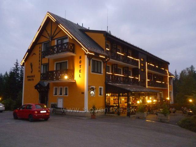 Západní Tatry hotel Orešnica