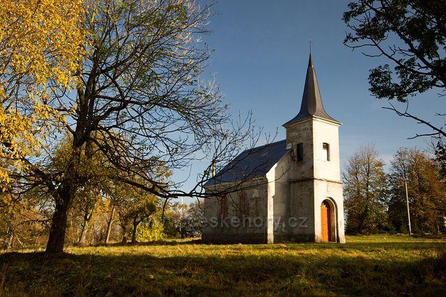 Kaplička Sv.Anny