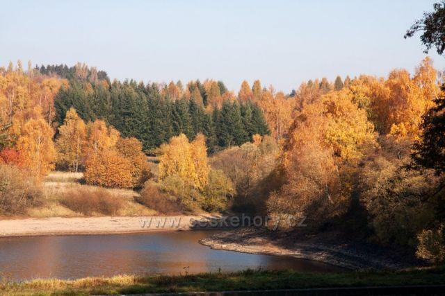 Podzim na Seči